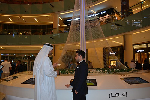 Emaar Dubai Mall Event16