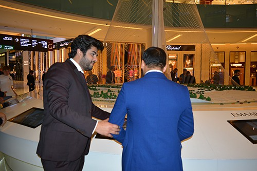 Emaar Dubai Mall Event4