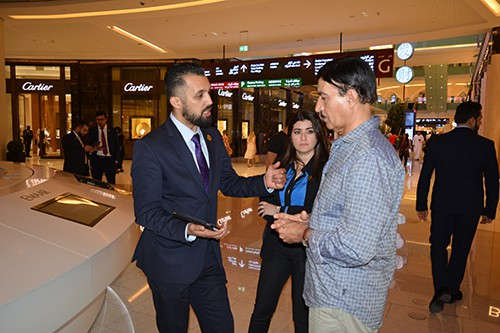 Emaar Dubai Mall Event7
