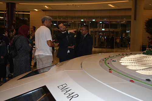 Emaar Dubai Mall Event8