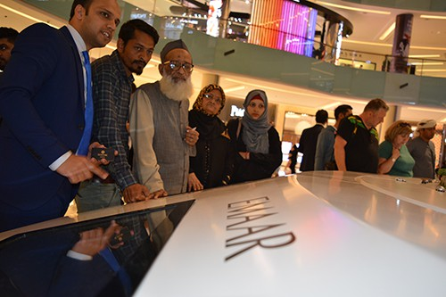 Emaar Dubai Mall Event10