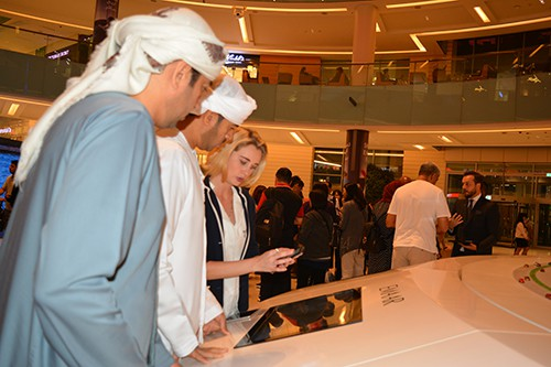 Emaar Dubai Mall Event13