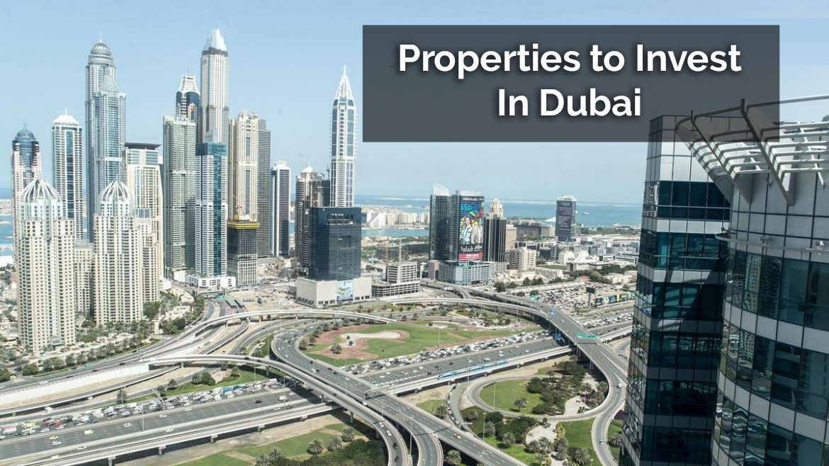 Property to invest in dubai