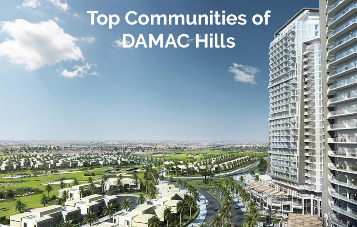 Communities of DAMAC Hills