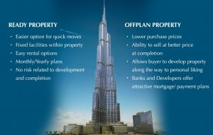 Ready VS OffPlan Properties in Dubai