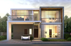 Veneto Villas in Damac Hills