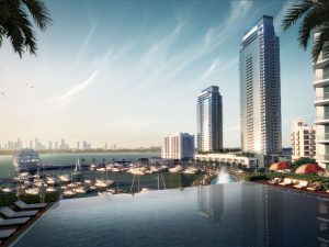 Dubai Creek Harbour Residences