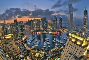 Apartments in Dubai Marina