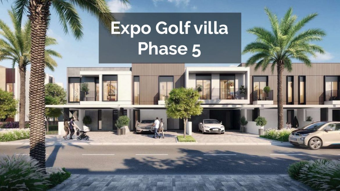 Expo Golf villa Phase 5