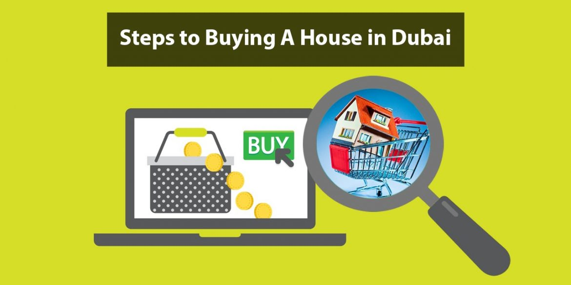 Steps to buying a house in Dubai