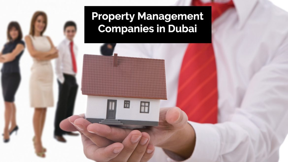 Property Management Company in Dubai