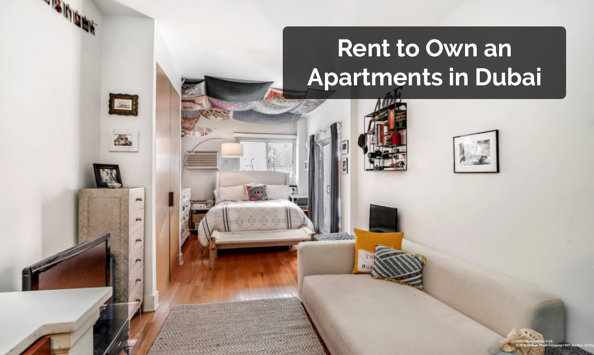 Rent to Own an Apartments in Dubai