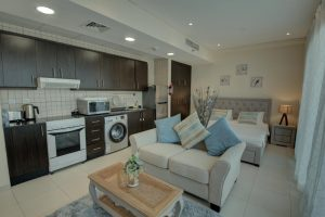 Studio Apartments in Emirates Hills