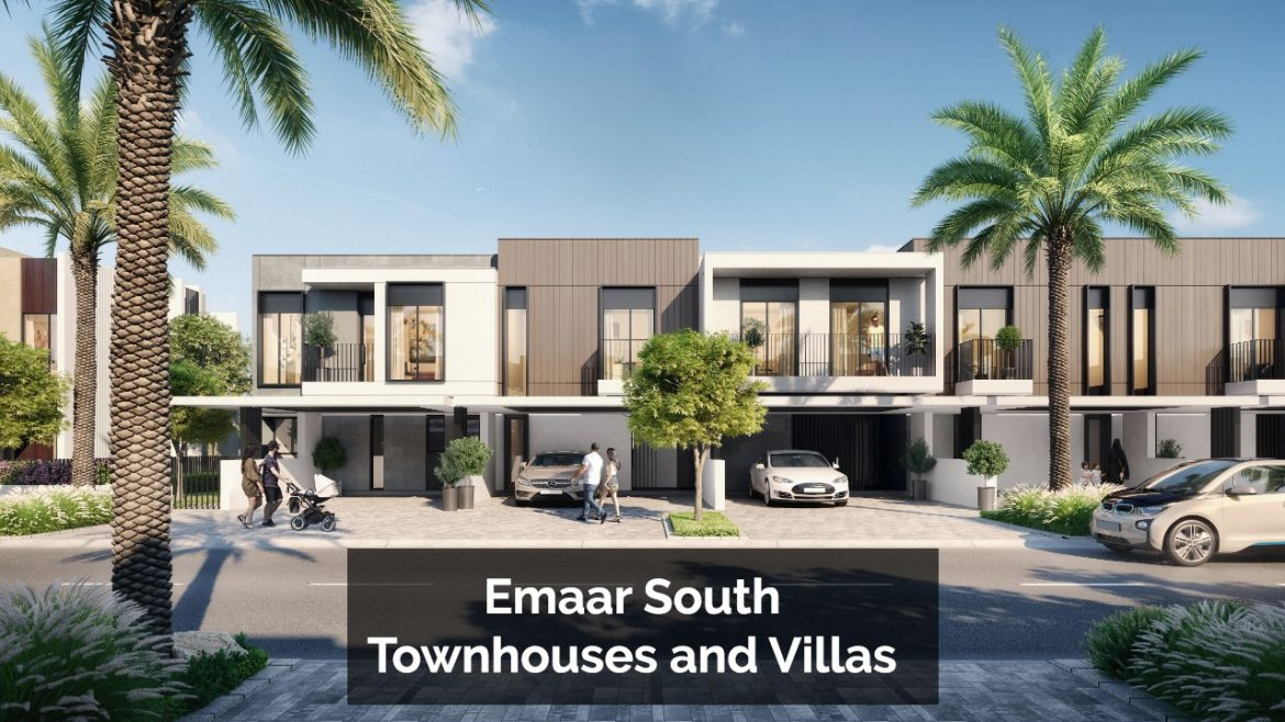 Emaar South Townhouses and Villas in Dubai